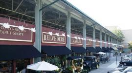 Belvedere Square Shopping Center Baltimore Retail